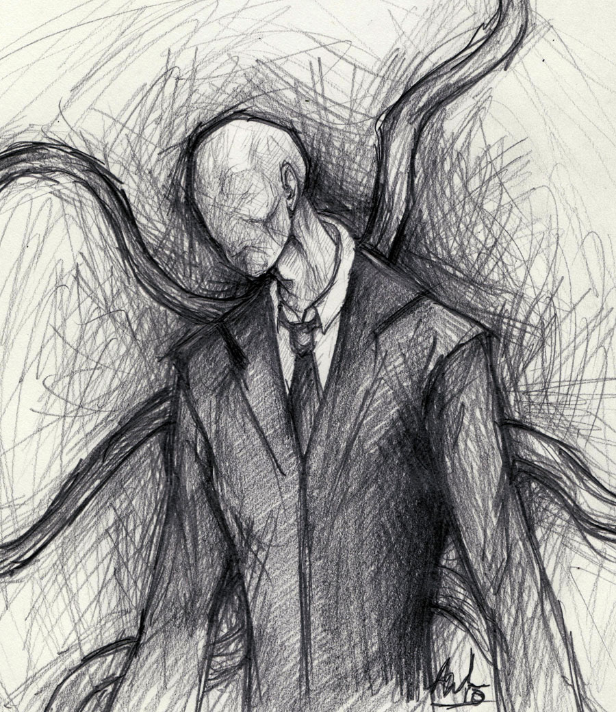 John Fossil: Postmodern Horror: The Slender Man Mythos And