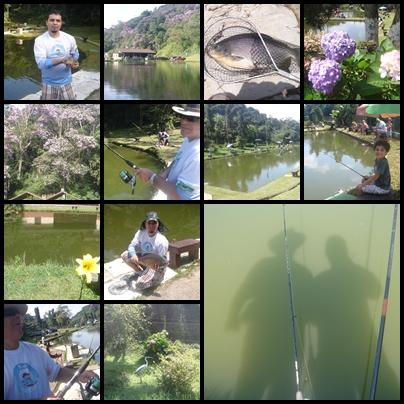 Pescaria, Riacho Grande, Material Nó de Pesca,