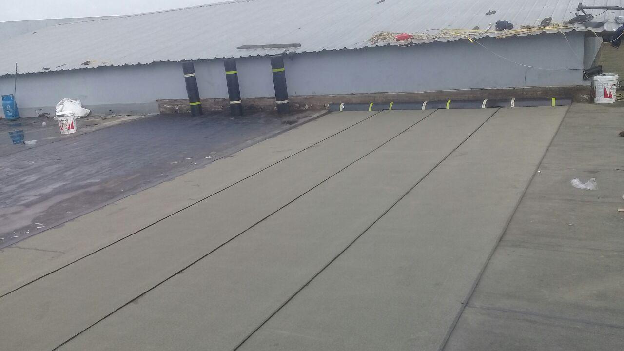 CVputra Bungsu Merupakan Perusahaan Yang Bergerak Di Bidang Waterproofing Bakar Mengerjakan Jasa Pemasangan Membrane