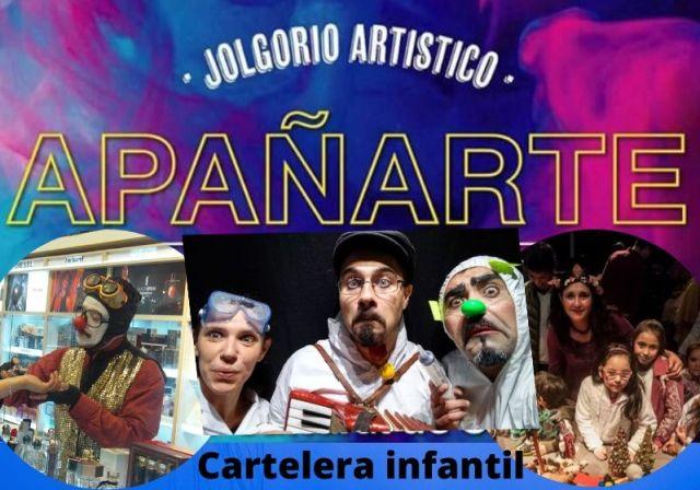 """""""Apañarte-Jolgorio Artístico"""""""