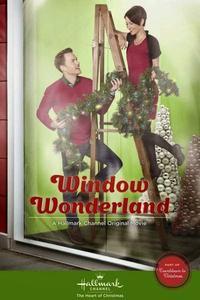 Poster Window Wonderland