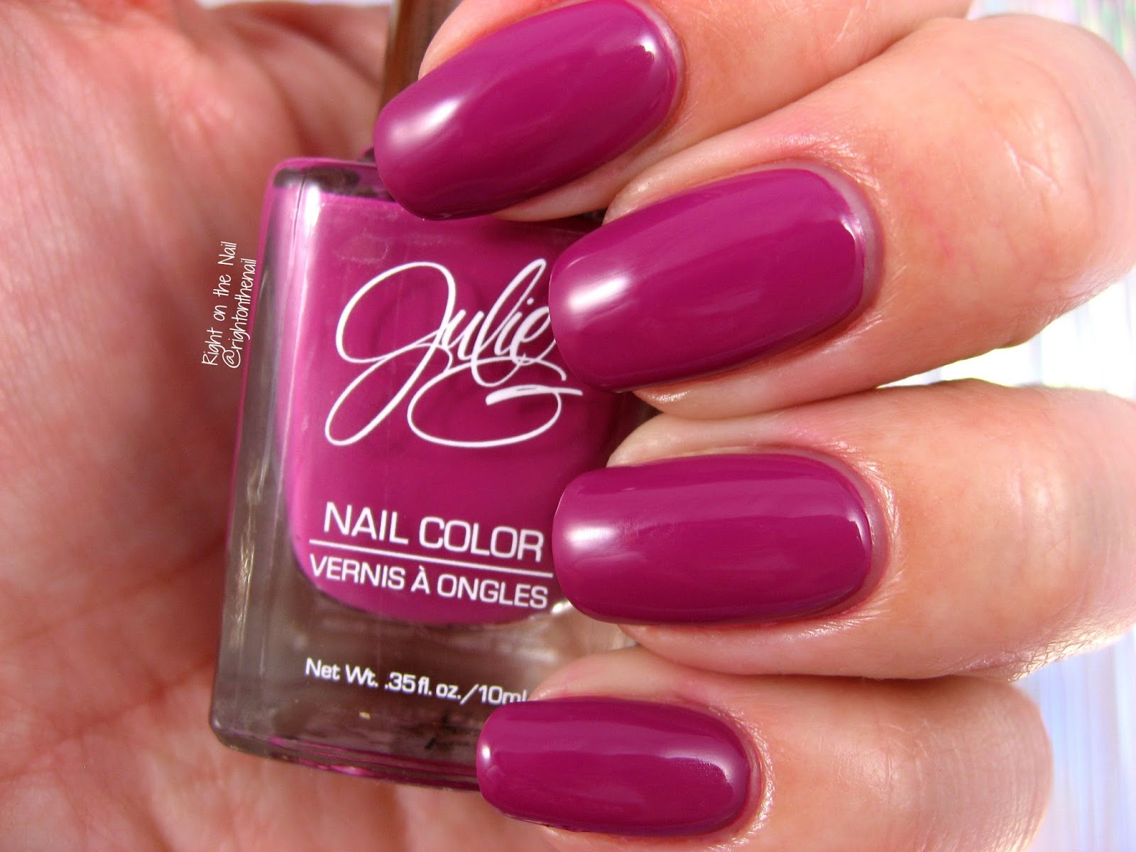 Right on the Nail: Jesse\'s Girl Cosmetics - Julie G Bohemian Dreams ...