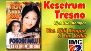 Lirik Lagu Kesetrum Tresno - Didi Kempot