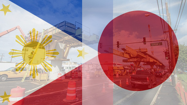 Japan to Fund Infrastructures in PH Including 3 Rail Projects