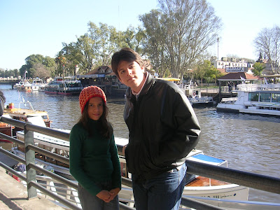 conhecendo a América Latina; Tigre; Grande Buenos Aires