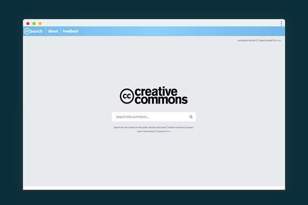 محرك بحث المشاع الإبداعي الجديد حيث يمكنك العثور على أكثر من 300 مليون صورة بدون حقوق