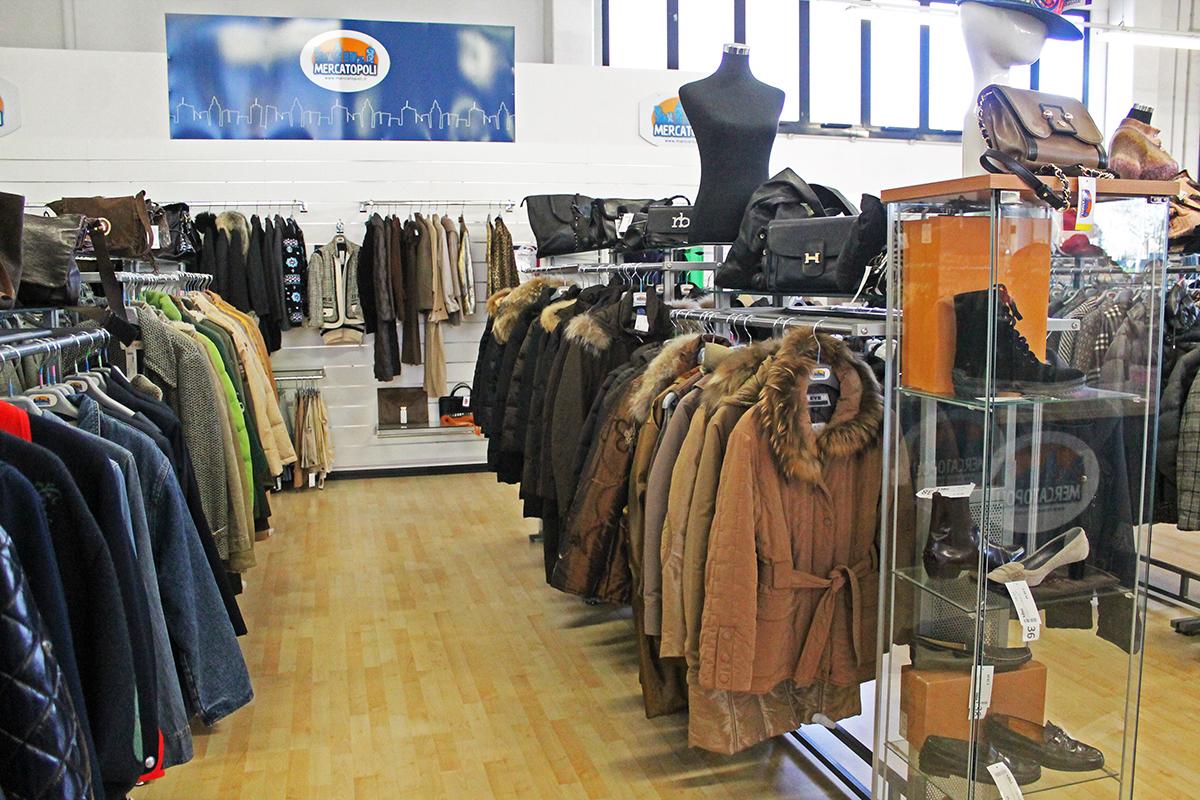 vendere abbigliamento usato