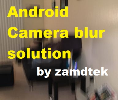 How to fix android camera problems
