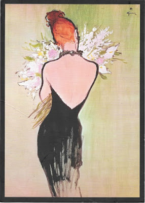 1963 Dior perfume ad