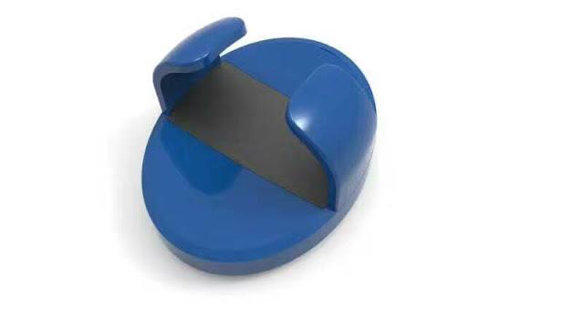 Bộ joystick lót tay chơi game màu xanh lam