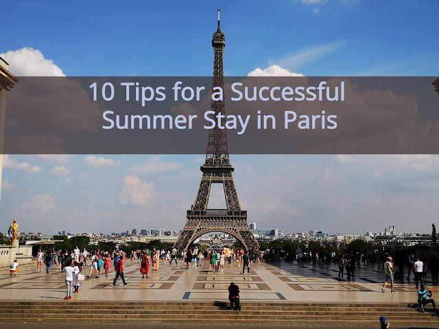 summer in paris header
