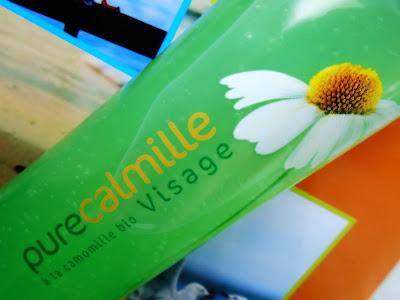 Żel do mycia twarzy Pure Calmille Yves Rocher - kosmetyk do którego zawsze wracam :)