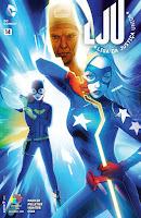 Os Novos 52! Liga da Justiça Unida #14