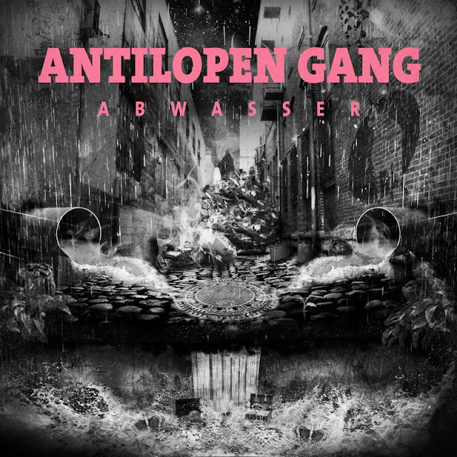Antilopen Gang – Abwasser | Free Mixtape und Download