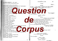 question de corpus bac français