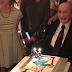 Τούρτα... Μαθουσαλίξ στα 98α γενέθλια του Κωνσταντίνου Μητσοτάκη (photo)