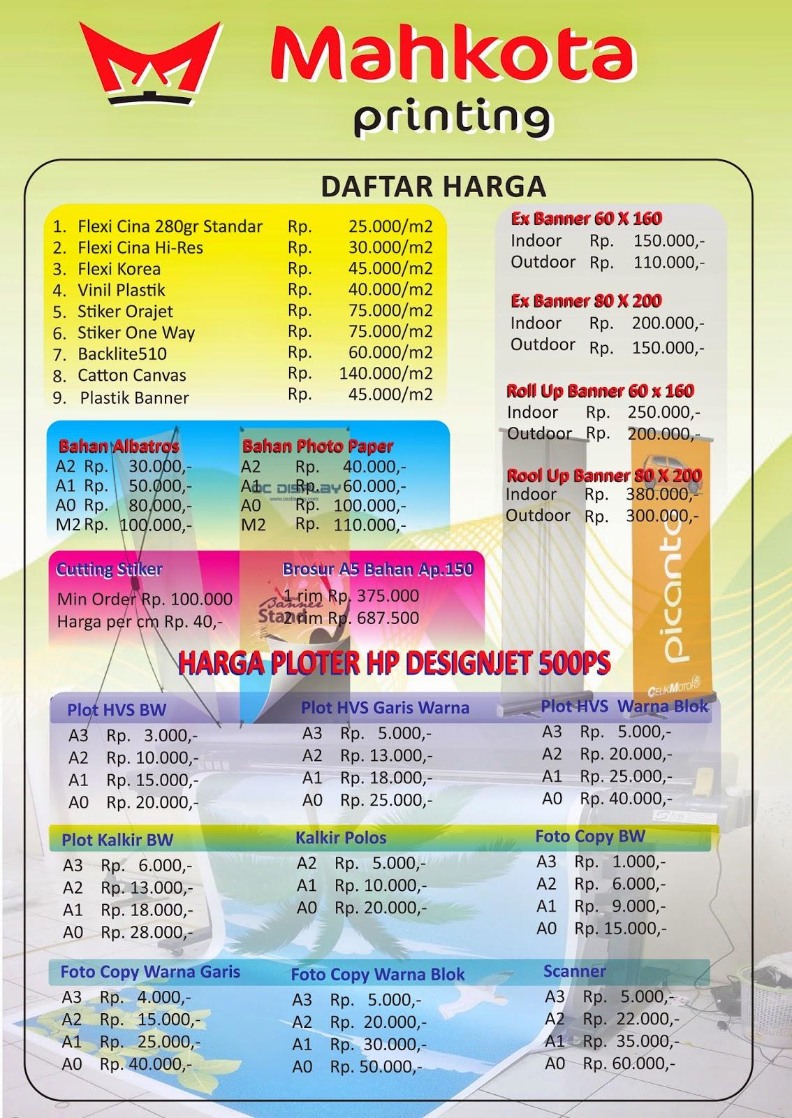 Print Digital Murah 24 Jam   Cepat   Rawamangun   Jakarta   Kelapa Gading    Pulogadung 66d22d3562