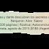 ARISTÓTELES Y DANTE DESCUBREN LOS SECRETOS DEL UNIVERSO - BENJAMÍN ALIRE SÁENZ