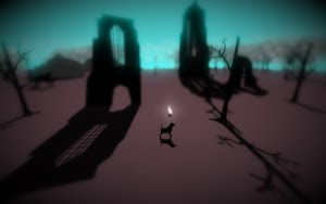 Ruins freeware PC indie emotional game