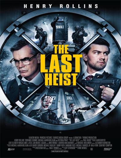 Ver The Last Heist (2016) Online