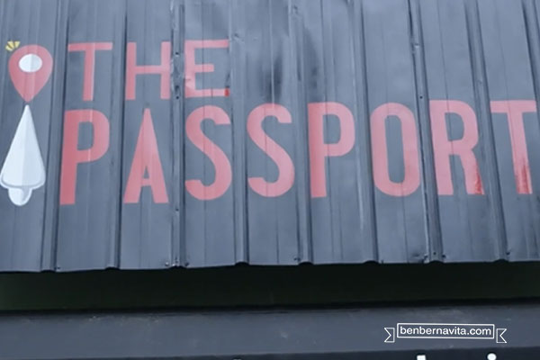 the passport serpong