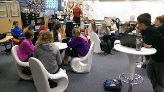 Frozen Yogurt Learning Spaces