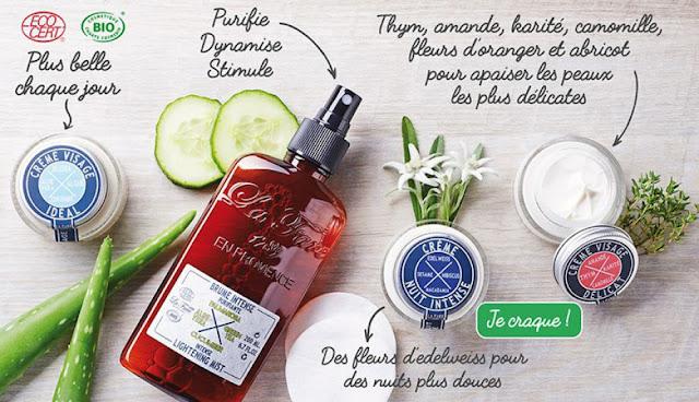 Nueva marca de cosmetica bio La Fare llega a España