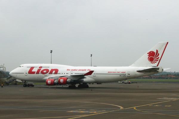 Lion Air merupakan sebagian dari daftar maskapai penerbangan yang ada di indonesia