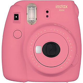 FUJIFILM MINI 9 INSTAX CAMERA FLAMINGO PINK