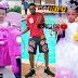 PHOTOS: Fans go crazy as Kwawkese's Beautiful Daughter celebrate her birthday!!!