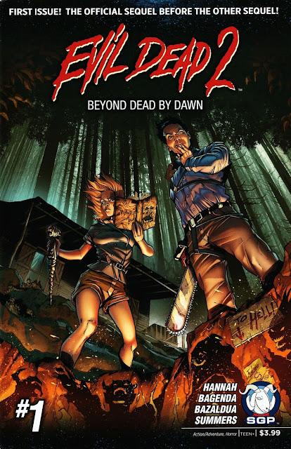 Evil Dead 2: Beyond Dead by Dawn #1