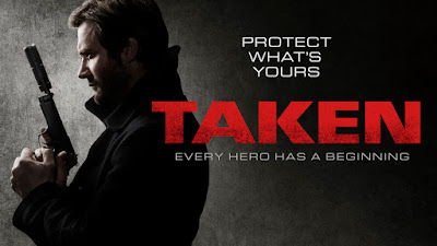 Taken TV Series Banner Poster