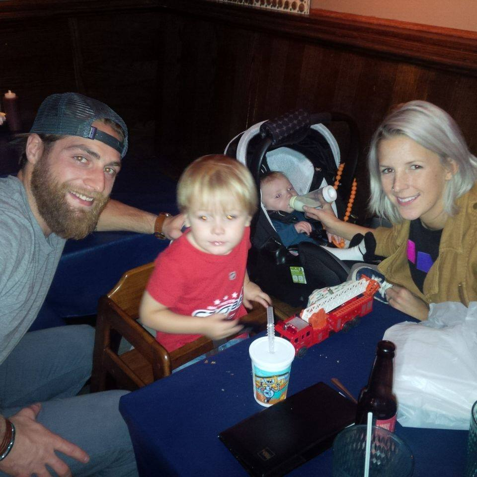 Braden Holtby S Wife Brandi Bodnar Facts To Know Photo Playersgf Com