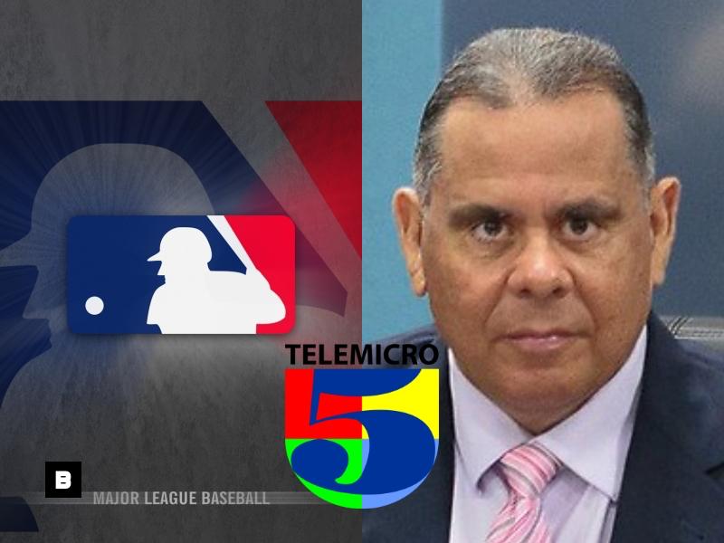 La MLB demanda a Telemicro por 5.8 millones de dólares
