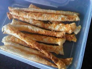 Resep Cheese Stick Panggang