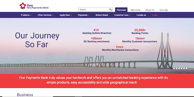 fino payment bank CSP apply Online 2020-21- Fino BC कैसे बने Merchant registration