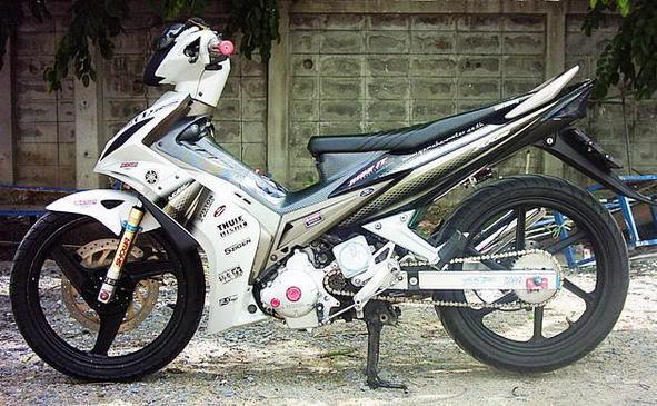 Hướng dẫn cách độ máy xe Exciter độ từ 135cc lên 165cc