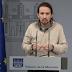 Pablo Iglesias aboga por buscar una alternativa si Rajoy fracasa en la investidura