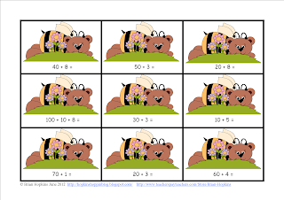Expanded Notation to 120 Bear Themed FREEBIE