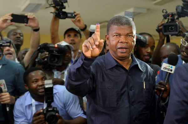 Angola's ruling MPLA wins parliamentary election, commission says