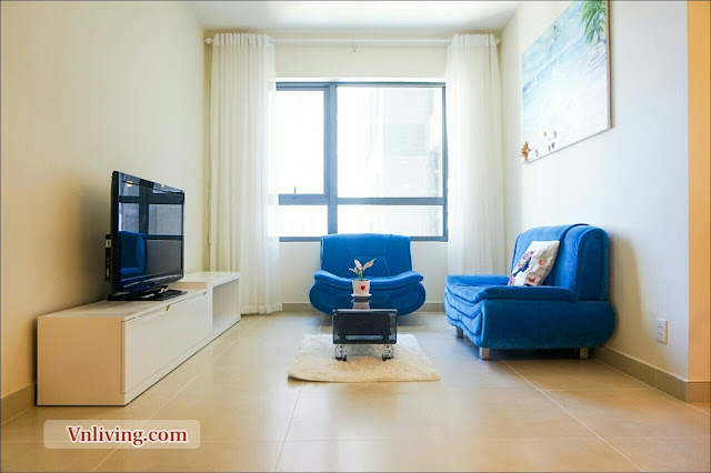 Masteri Thao Dien apartment for rent 1 bedroom Tower 3 fully furniture