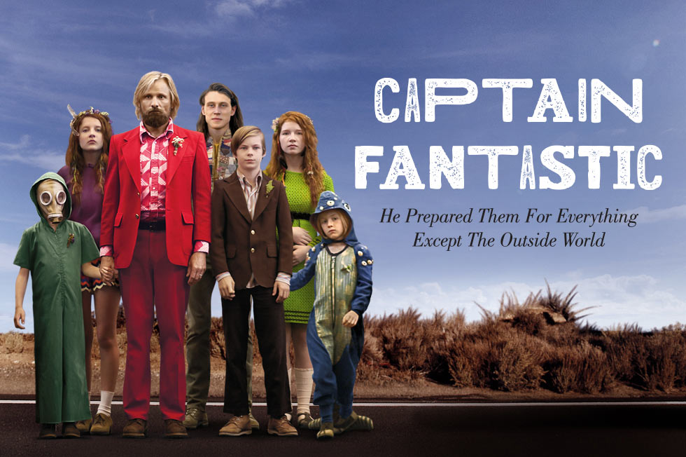 """Captain Fantastic"""