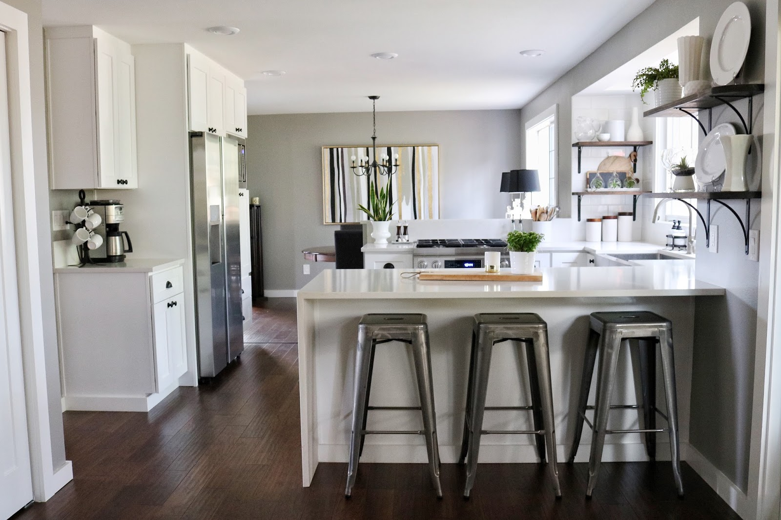 Great Renovations | Julie Nay\'s Kitchen | Brooklyn Limestone
