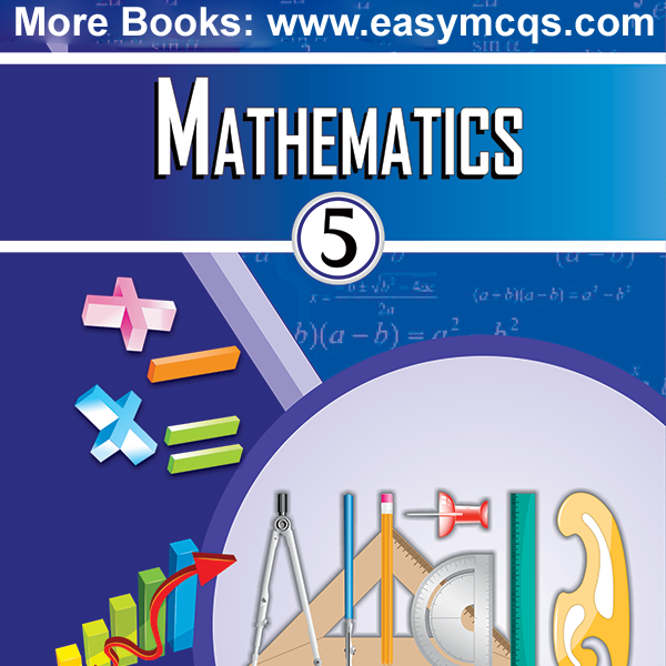 5th Class Mathematics All Chapter Notes In PDF: - Easy MCQs