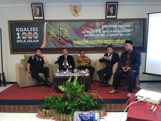 Tokoh PPP Yogyakarta : Baiknya Kita Runtuhkan Saja Rezim Ini !