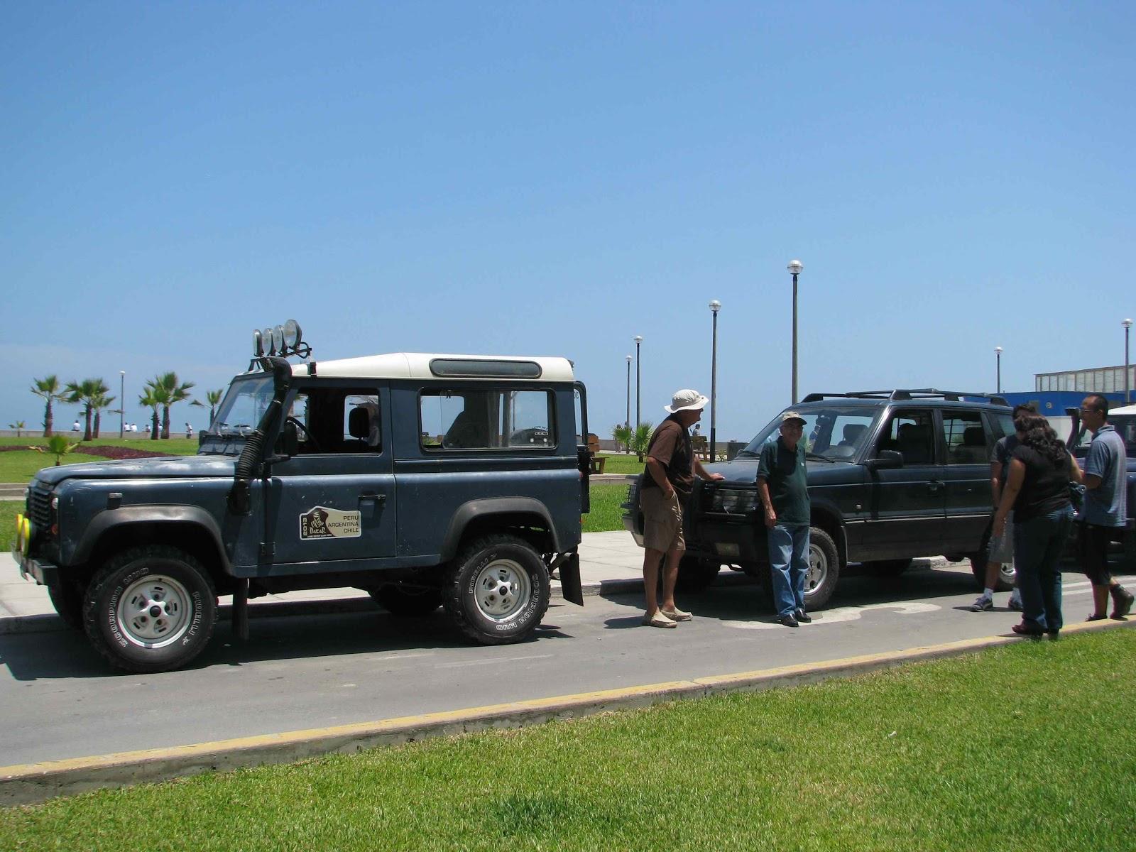 land rover club perú: marzo 2013