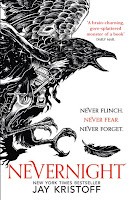 Nevernight 1, Jay Kristoff