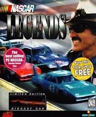 Free Download Nascar Legends PC Games untuk Komputer Full Version - ZGASPC