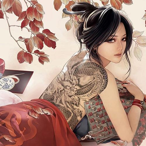 Geiko Wallpaper Engine