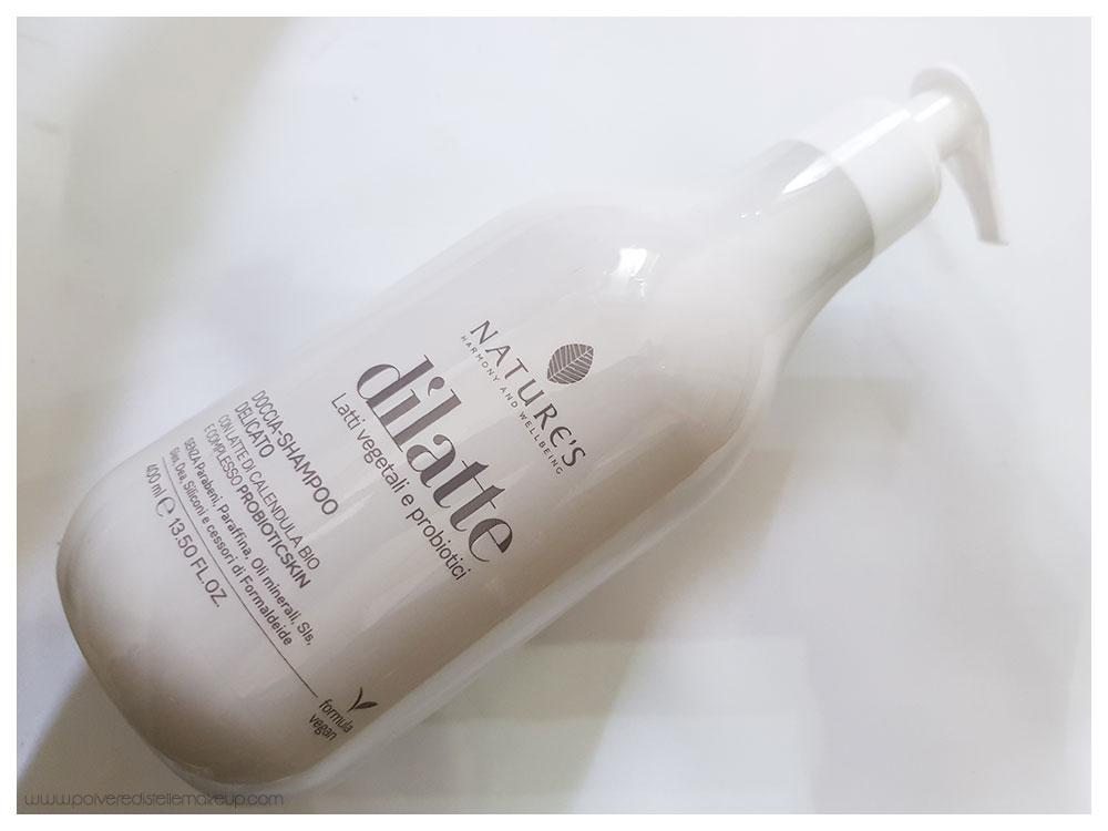 Nature's DìLatte Doccia Shampoo Delicato